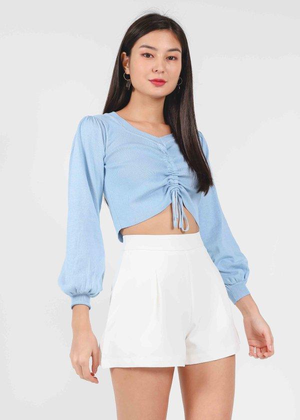 Cade Pullover in Blue